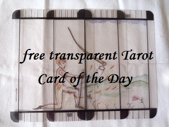 Free Transparent Tarot Card of the Day,transparent tarot card,transparent tarot