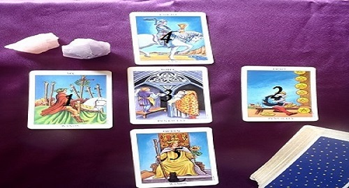 Ambers Tarot - Love and Relationship Tarot Spreads
