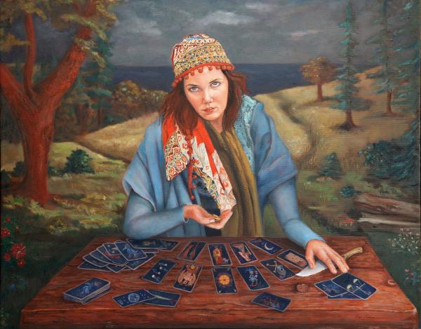 Mystic Gypsies and the tarot